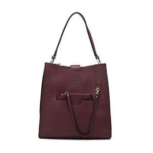Melie Bianco Alice Vegan Leather Tote Bag
